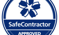 Seal Colour Safe Contractor Sticker