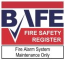 Bafe Fire Alarm System Maintenance Only